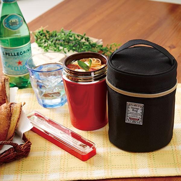 ランチバッグ スープジャー用 保温バッグ 保冷バッグ ポーチ ( 保温 保冷 お弁当袋 ケース お弁当 バッグ )|colorfulbox|07