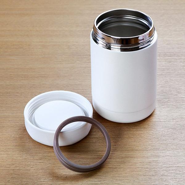 スープジャー 保温弁当箱 MIPフードポット 300ml ランチボックス ( 保温 保冷 弁当箱 フードポット スープ おすすめ )|colorfulbox|07