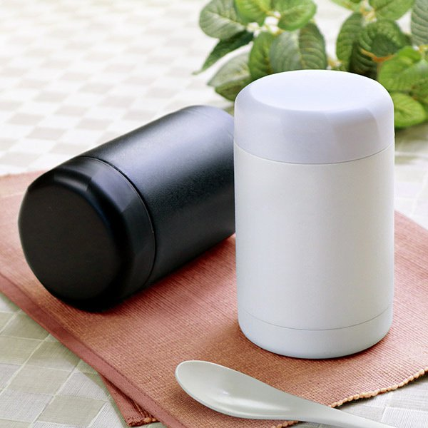 スープジャー 保温弁当箱 MIPフードポット 300ml ランチボックス ( 保温 保冷 弁当箱 フードポット スープ おすすめ )|colorfulbox|09