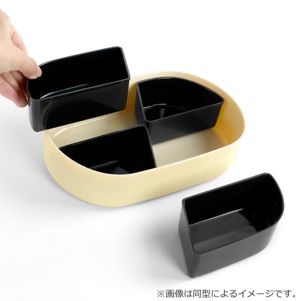 弁当箱 ARBRE ファミリーランチ 3000ml 入れ子 ピクニック ( ランチボックス お弁当箱 ピクニックランチボックス 大容量 入れ子式 ) colorfulbox 07