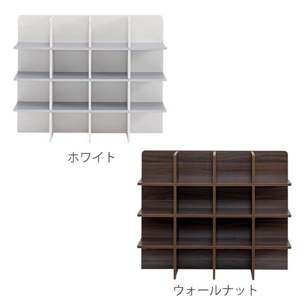 シェルフ 幅98cm 収納 ラック ベッド ベッドフレーム 組み立て簡単 ( ベッドサイド 棚 収納棚 壁面収納 )|colorfulbox|03