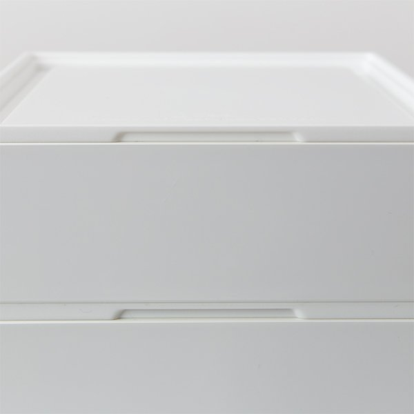 お弁当箱 3段 重箱 木目三段重 15cm 行楽弁当 ( お重 弁当箱 ランチボックス 3段重 ) colorfulbox 08