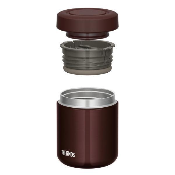 フードポット サーモス THERMOS 真空断熱スープジャー クリックオープン 300ml JBR-300 ( スープジャー 保温 保冷 弁当箱 ランチボックス )|colorfulbox|10