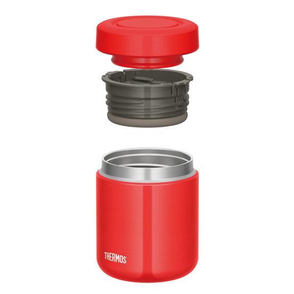 フードポット サーモス THERMOS 真空断熱スープジャー クリックオープン 300ml JBR-300 ( スープジャー 保温 保冷 弁当箱 ランチボックス )|colorfulbox|11