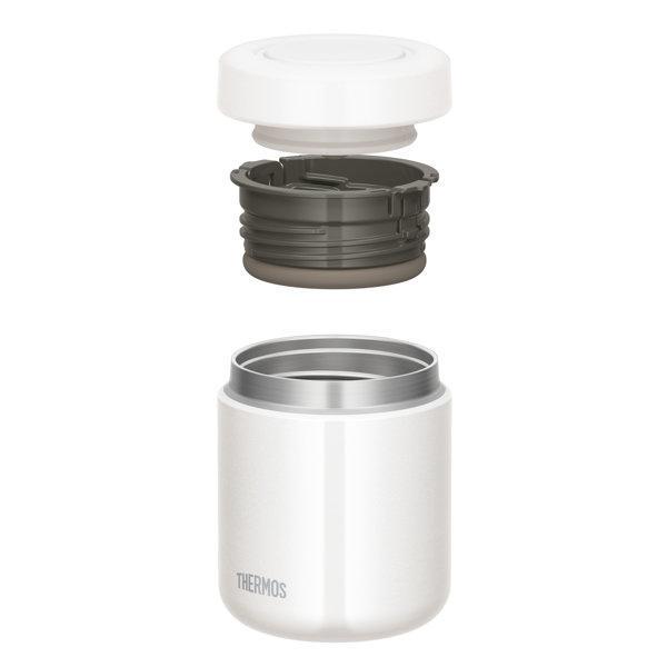 フードポット サーモス THERMOS 真空断熱スープジャー クリックオープン 300ml JBR-300 ( スープジャー 保温 保冷 弁当箱 ランチボックス )|colorfulbox|12