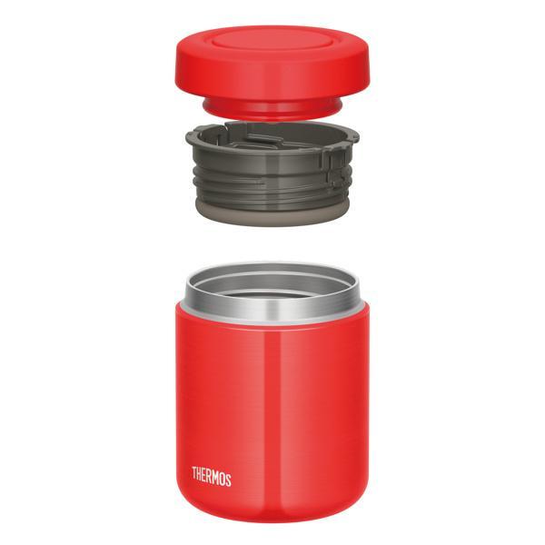 フードポット サーモス THERMOS 真空断熱スープジャー クリックオープン 400ml JBR-400 ( スープジャー 保温 保冷 弁当箱 ランチボックス )|colorfulbox|11