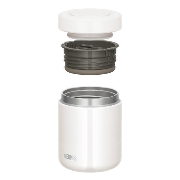 フードポット サーモス THERMOS 真空断熱スープジャー クリックオープン 400ml JBR-400 ( スープジャー 保温 保冷 弁当箱 ランチボックス )|colorfulbox|12