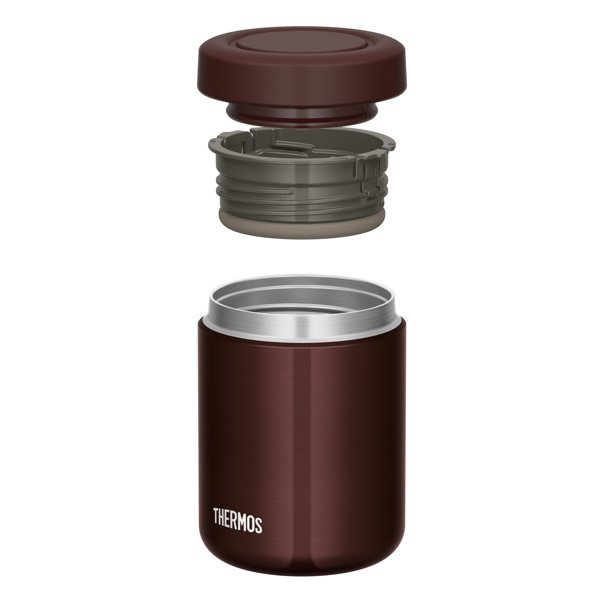 フードポット サーモス THERMOS 真空断熱スープジャー クリックオープン 500ml JBR-500 ( スープジャー 保温 保冷 弁当箱 ランチボックス )|colorfulbox|11