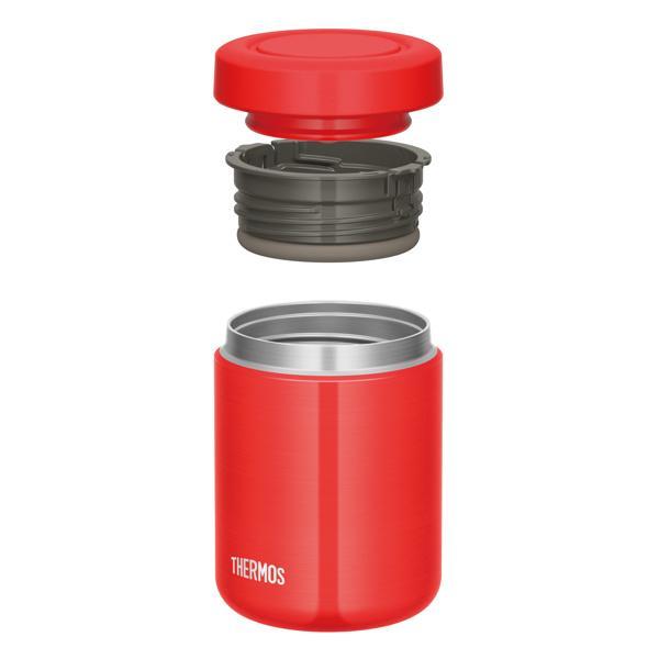 フードポット サーモス THERMOS 真空断熱スープジャー クリックオープン 500ml JBR-500 ( スープジャー 保温 保冷 弁当箱 ランチボックス )|colorfulbox|12