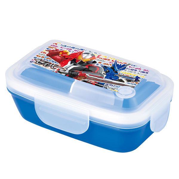 お弁当箱 1段 仮面ライダーセイバー 4点ロックドームランチボックス 350ml 子供 ( 仮面ライダー セイバー 食洗機対応 ) colorfulbox 02