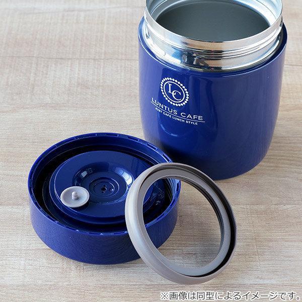 弁当箱 フードポット スープジャー ランタス スープボトル 500ml ( スープポット フードポット 保温 保冷 スープ お弁当箱 ) colorfulbox 05