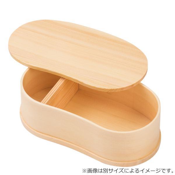 お弁当箱 曲げわっぱ 700ml 豆型 大 ( 木製 ランチボックス 弁当箱 一段 わっぱ 女子 )|colorfulbox|02