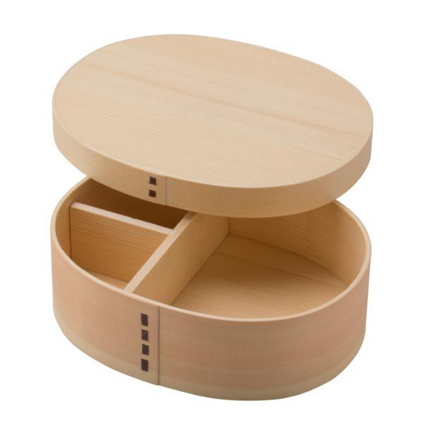 お弁当箱 曲げわっぱ 1段 900ml 大判 ( 木製 ランチボックス 弁当箱 一段 わっぱ 大人 男子 大容量 ) colorfulbox 06