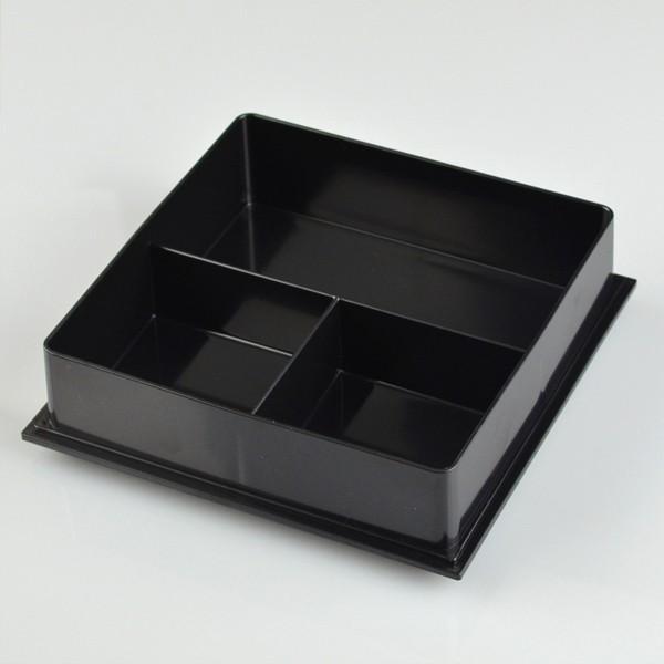お弁当箱 ピクニックランチボックス 18cm オードブル重 2段 和もよう 和紋 2550ml お重 ( 弁当箱 仕切り付 おすすめ ) colorfulbox 05