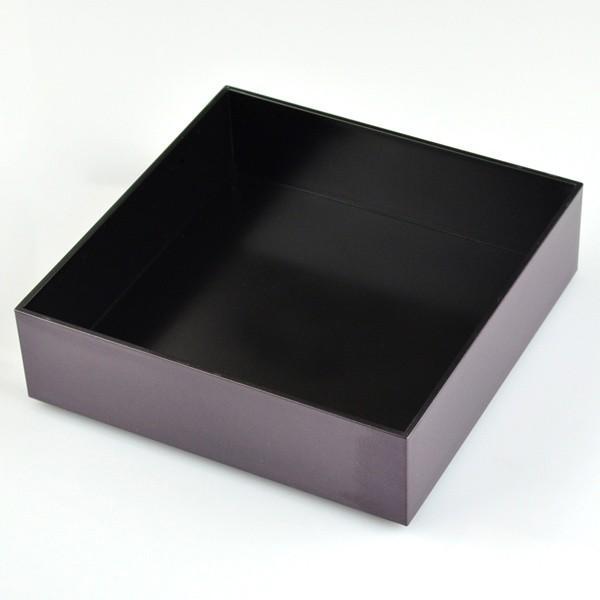 ランチボックス お弁当箱 宇野千代 18cm オードブル重 三段 あけぼの桜 ( 弁当箱 仕切り付 ) colorfulbox 06