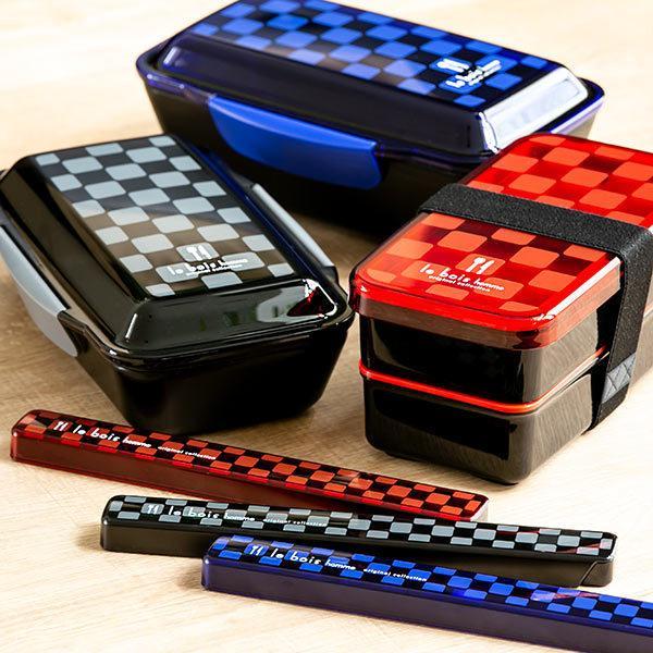 お弁当箱 1段 深型 メンズドームランチボックス ル・ボア オム 750ml ( 弁当箱 食洗機対応 レンジ対応 ドーム型 仕切り付 ) colorfulbox 16