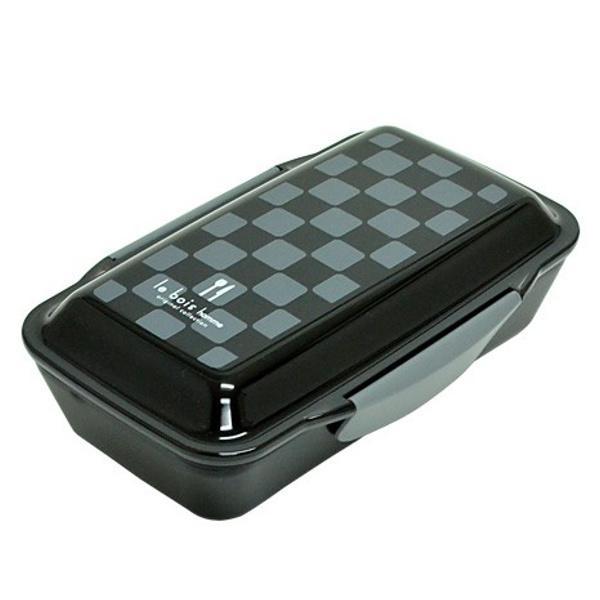 お弁当箱 1段 深型 メンズドームランチボックス ル・ボア オム 750ml ( 弁当箱 食洗機対応 レンジ対応 ドーム型 仕切り付 ) colorfulbox 17