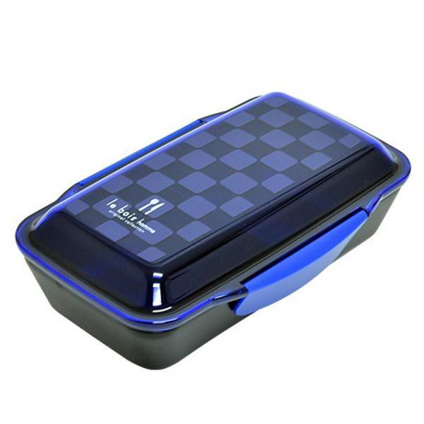 お弁当箱 1段 深型 メンズドームランチボックス ル・ボア オム 750ml ( 弁当箱 食洗機対応 レンジ対応 ドーム型 仕切り付 ) colorfulbox 18
