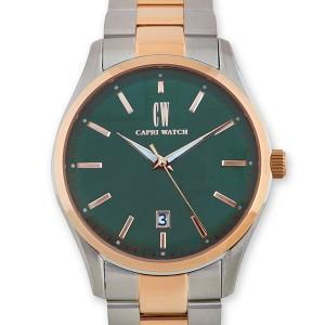 非売品 カプリウォッチ Capri watch レトロ 腕時計 ウォッチ グリーン Art. 5587 レディース メンズ ユニセックス 女性 男性 男女兼用, 質と販売 音羽屋 ba2882c4