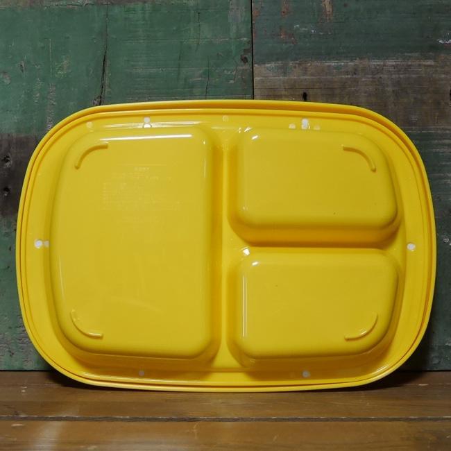 スヌーピー フタ付きランチプレート 子供食器 SNOOPY PEANUTS メラミン食器 colors-kitchen 03