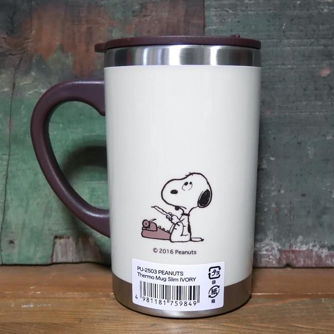 スヌーピー サーモマグ SNOOPY フタ付き マグカップ コップ|colors-kitchen|03