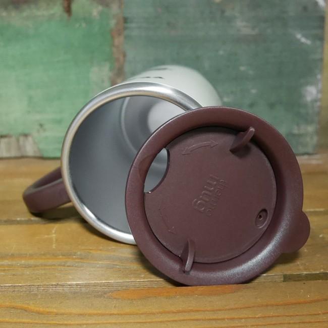 スヌーピー サーモマグ SNOOPY フタ付き マグカップ コップ|colors-kitchen|05