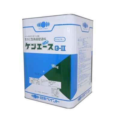 【送料無料】 ニッペ ケンエースG-2 つや消し エコロエロー [16kg] 日本ペイント