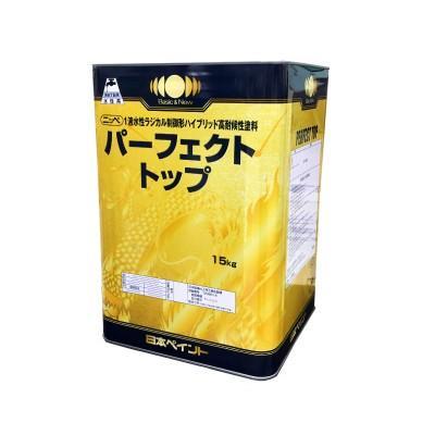 送料無料】 ニッペ パーフェクトトップ ND-102 [15kg] ND色 日本ペイント  :np-pftop15nd102:カラーハーモニーYahoo!ショップ - 通販 - Yahoo!ショッピング