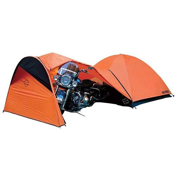 Harley-Davidson ハーレーダビッドソン ライダースドームテント HDL-10010A /ライダーステント、ツーリングテント/アメリカン雑貨/