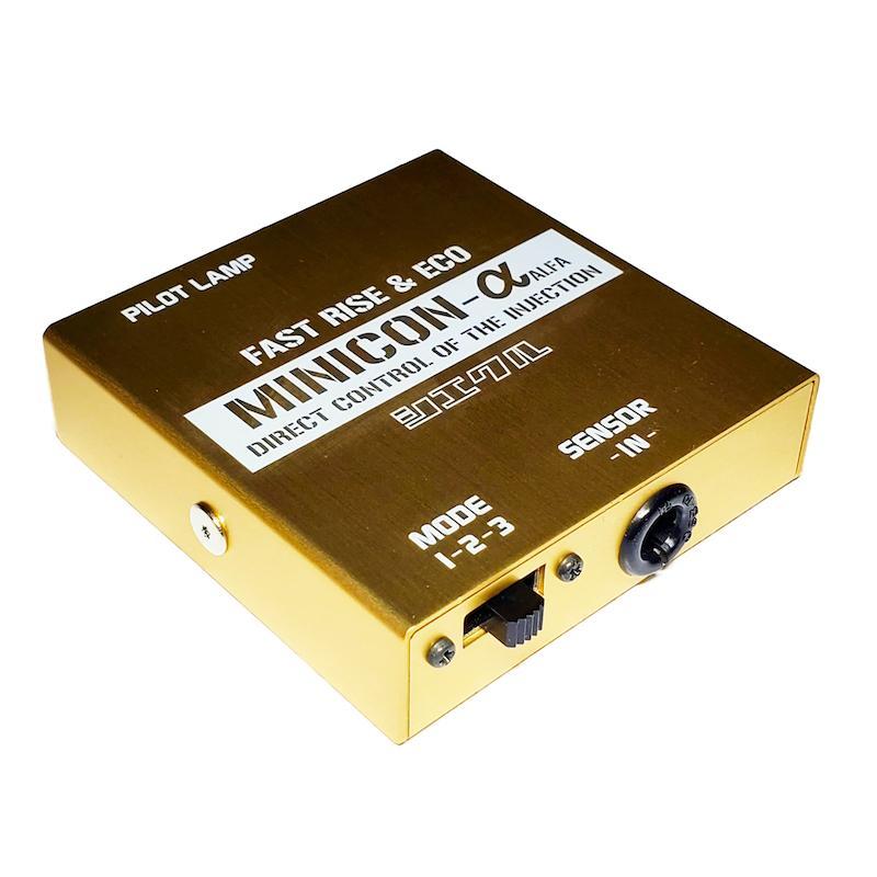 """【siecle/シエクル】 サブコンピュータ MINICON(ミニコン) ベース ベストセットアップ""""Hi-POWER""""キットforスズキ ジムニー JB64 [MCP-P17W] colt-speed 07"""