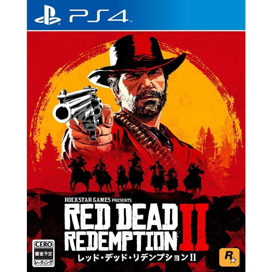 PS4ソフト レッド・デッド・リデンプション2|comgstore