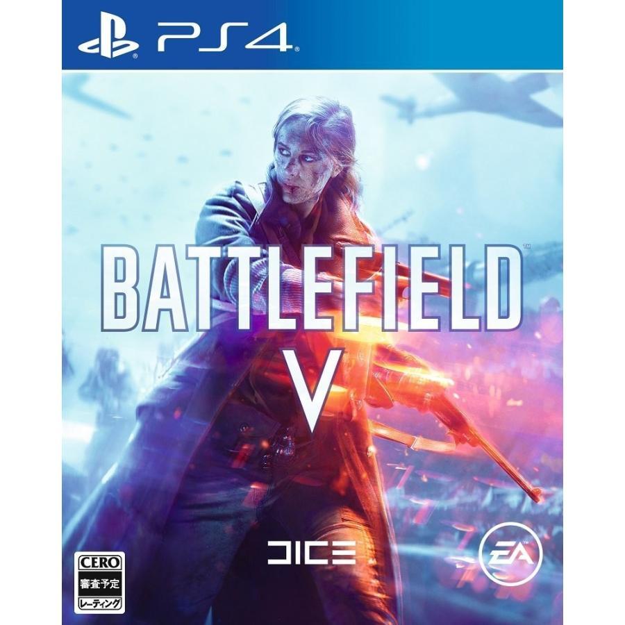新品 PS4ソフト Battlefield V バトルフィールド5|comgstore