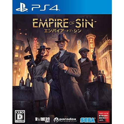 新品 PS4ソフト Empire of Sin エンパイア・オブ・シン|comgstore