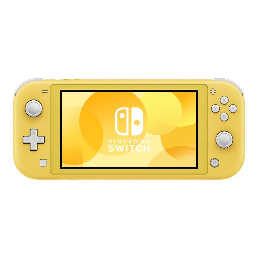 新品 Nintendo Switch Lite イエロー|comgstore|02