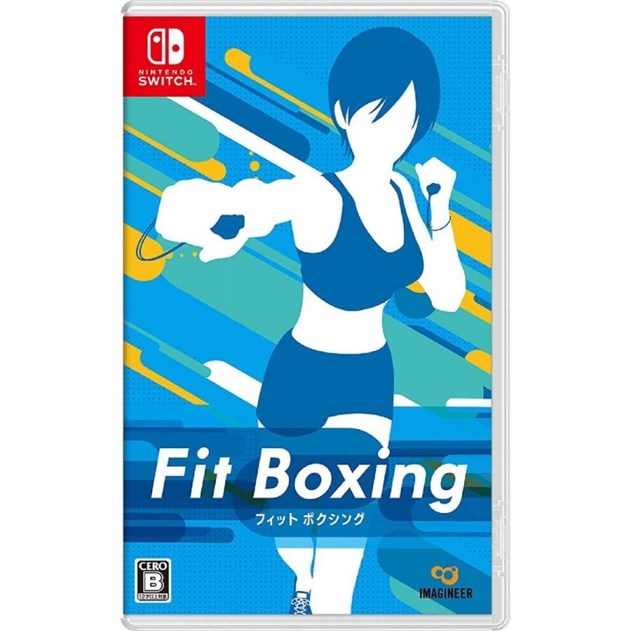 新品 Nintendo Switchソフト Fit Boxing(フィットボクシング)|comgstore