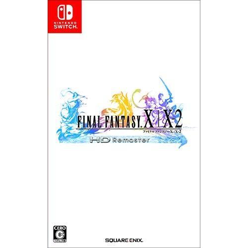 中古 Nintendo Switchソフト  ファイナルファンタジー10/10-2 HD Remaster|comgstore