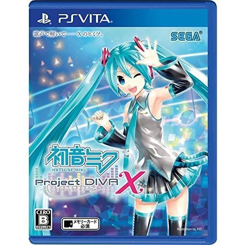 ■新品■ Vita 初音ミク -Project DIVA- X【COMG!オリジナルクオカード付】|comgstore