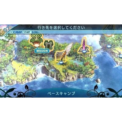 オリ特付 3DS 新品 世界樹の迷宮X(クロス) COMG!オリジナルクオカード付|comgstore|07