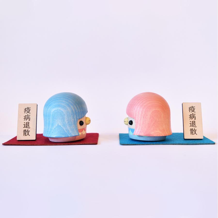 こまむぐ公式・限定商品 アマビエどんぐり 木のおもちゃ 日本製 知育 木育 疫病退散 どんぐりころころ |comomg|04