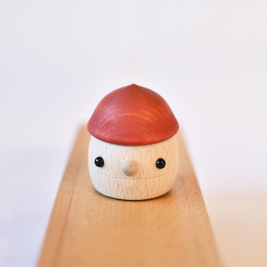 こまむぐ公式 どんぐりころころ 木のおもちゃ 国産 知育 木育 日本製 出産祝い|comomg