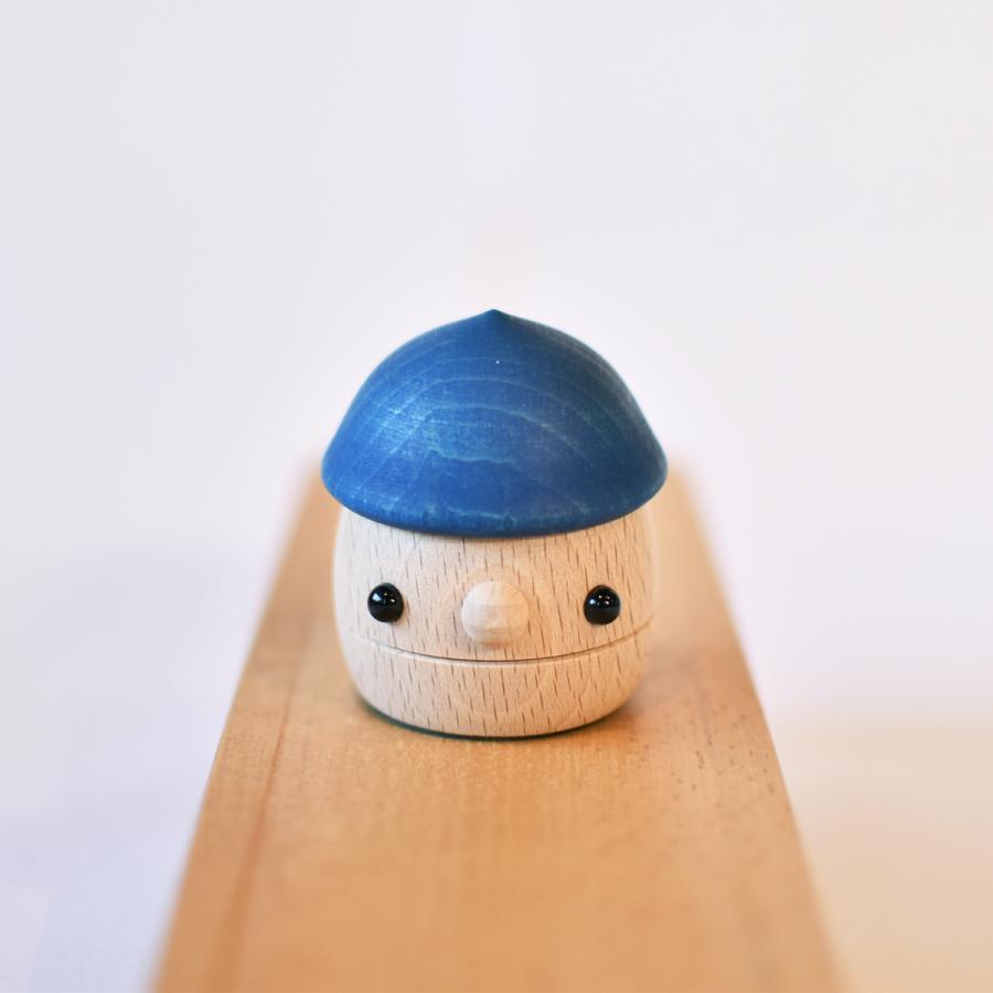 こまむぐ公式 どんぐりころころ 木のおもちゃ 国産 知育 木育 日本製 出産祝い|comomg|04