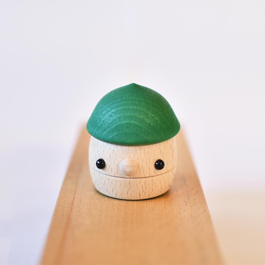 こまむぐ公式 どんぐりころころ 木のおもちゃ 国産 知育 木育 日本製 出産祝い|comomg|05