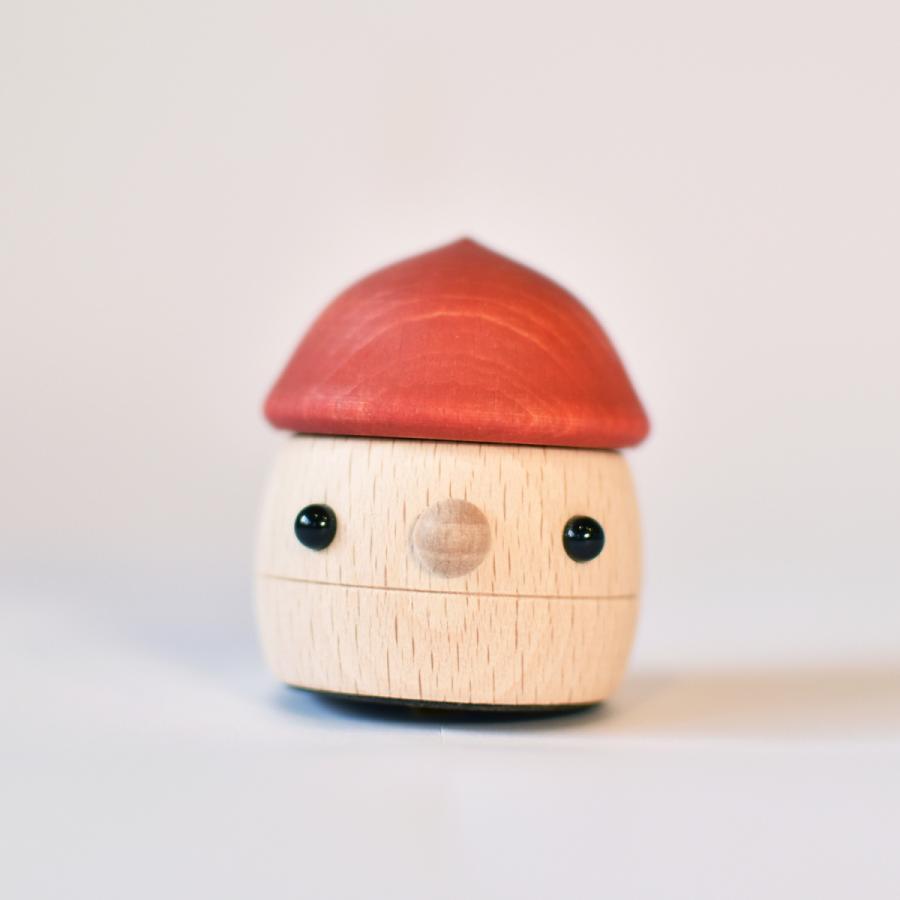 こまむぐ公式 どんぐりころころ 木のおもちゃ 国産 知育 木育 日本製 出産祝い|comomg|14