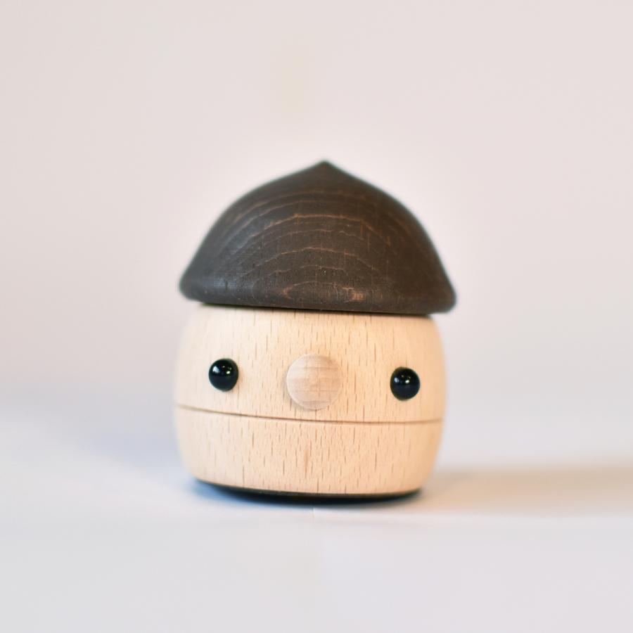 こまむぐ公式 どんぐりころころ 木のおもちゃ 国産 知育 木育 日本製 出産祝い|comomg|13