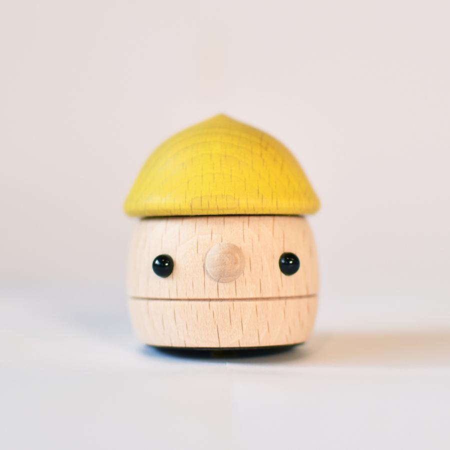 こまむぐ公式 どんぐりころころ 木のおもちゃ 国産 知育 木育 日本製 出産祝い|comomg|15
