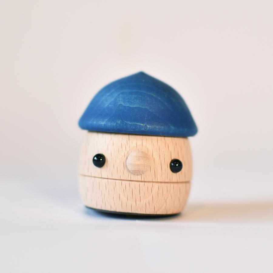 こまむぐ公式 どんぐりころころ 木のおもちゃ 国産 知育 木育 日本製 出産祝い|comomg|16
