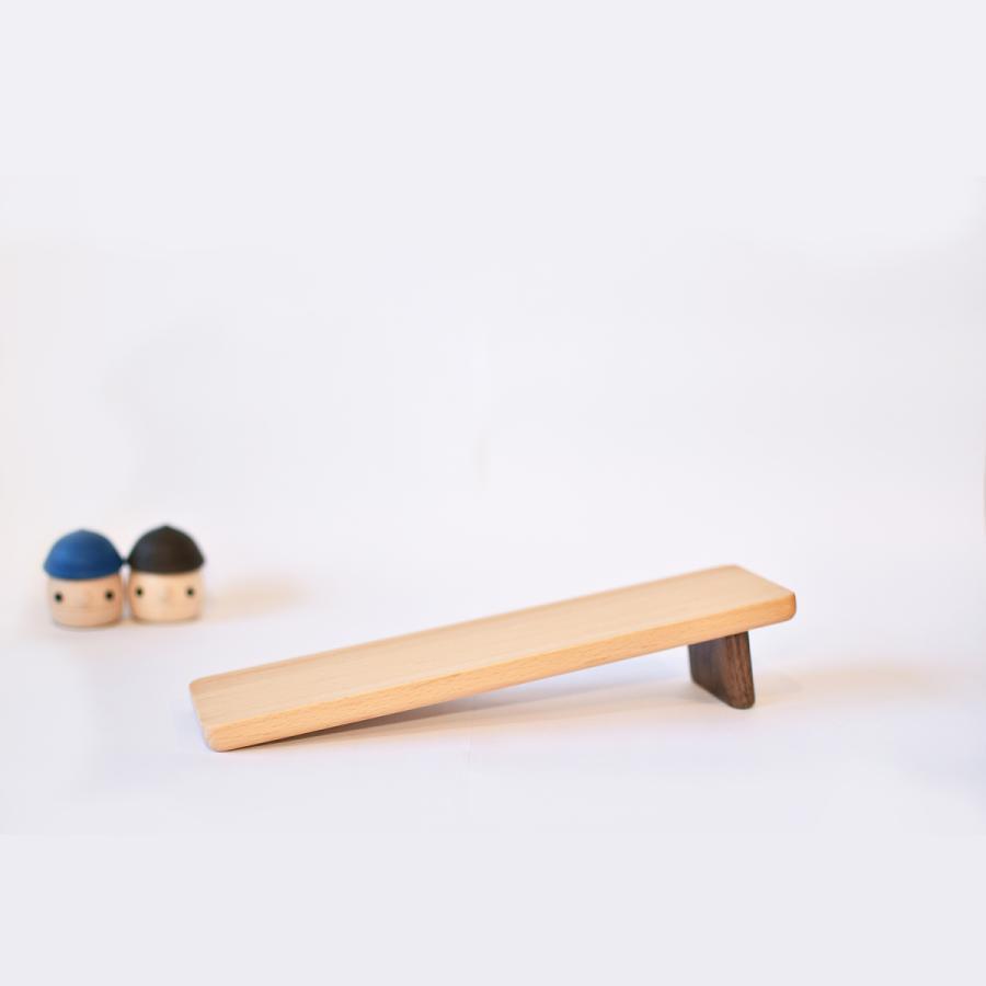 こまむぐ公式 どんぐりの坂 木のおもちゃ 国産 知育 木育 どんぐりころころ 動くおもちゃ comomg 07