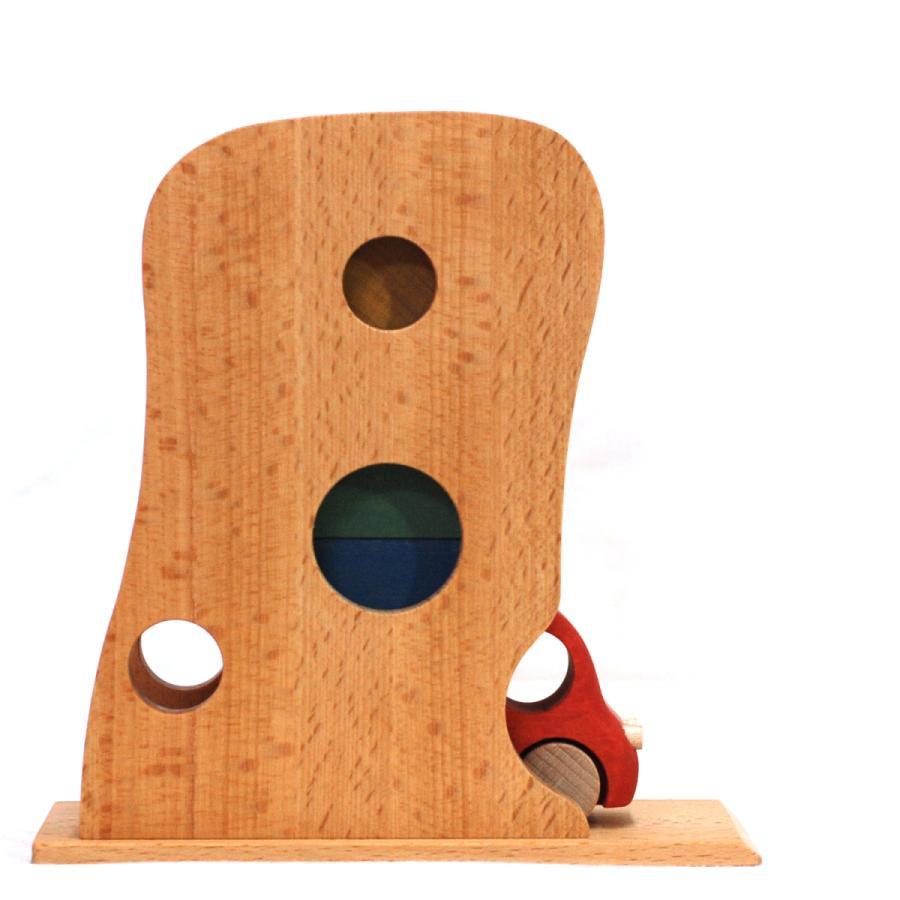 こまむぐ公式 Tuminyセット 木のおもちゃ 日本製 知育 木育 木のトラック comomg 04