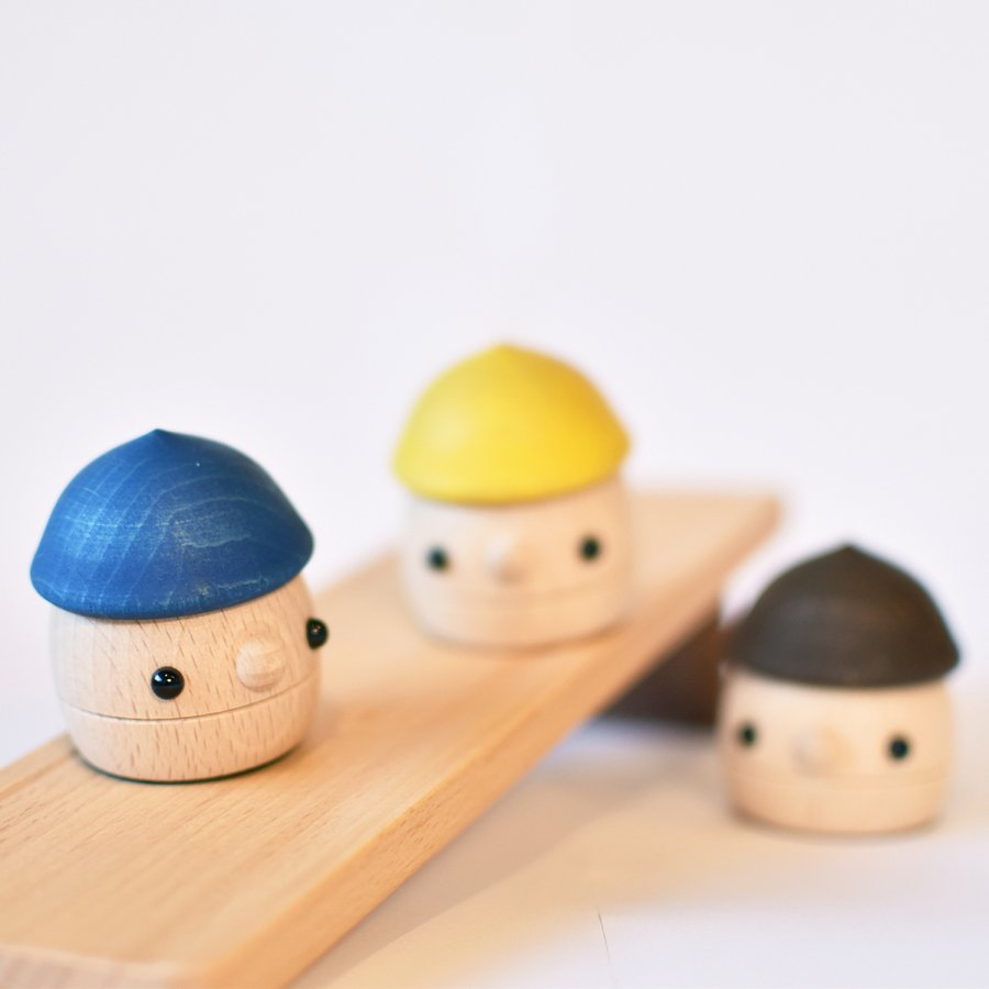 こまむぐ公式 どんぐりセット 木のおもちゃ 国産 知育 木育 出産祝い どんぐりころころ comomg 02