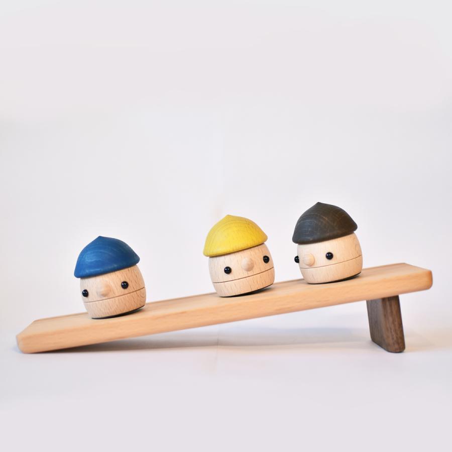 こまむぐ公式 どんぐりセット 木のおもちゃ 国産 知育 木育 出産祝い どんぐりころころ comomg 13